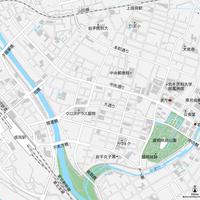 岩手 盛岡 マップ PDFデータ