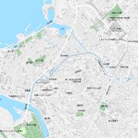 沖縄 那覇 ベクター地図データ(eps) 日本語