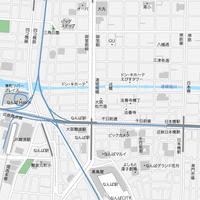 大阪 なんば・心斎橋 マップ PDFデータ