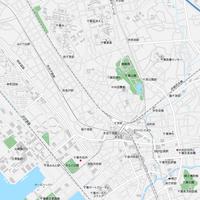千葉 千葉駅周辺 マップ PDFデータ