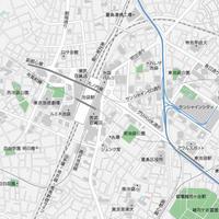 東京 池袋 マップ PDFデータ