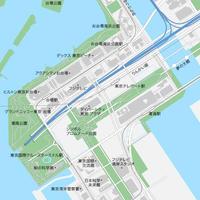 東京 お台場 マップ PDFデータ