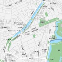 東京 飯田橋・市ヶ谷・四ツ谷 マップ PDFデータ