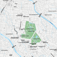 Ishikawa Kanazawa - Editable Vector maps