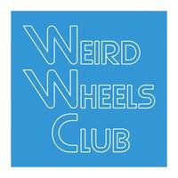 Weird Wheels Club  (妙車会) ステッカー
