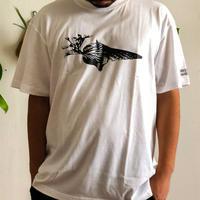 ICE CREAM_Tシャツ   type:リドレイ① ホワイト