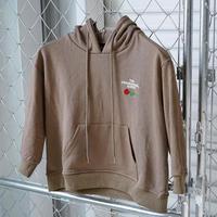 OTOGIBANASHI / おとrose hoodie(ADULT)-Brown- / パーカー(大人服)