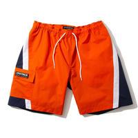 Diaspora skateboards  / Patrick / Club Swim Short-Orange- / ショーツ