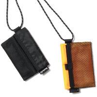 SAYHELLO / Neck Hang Wallet -Orange- / 財布