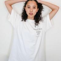 FAKIE STANCE / Standard Supply -white- / 半袖Tシャツ