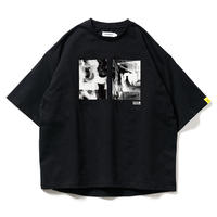 TIGHTBOOTH / TBPR / CHROMOPHOBIA T-SHIRT 04 -Black- / Tシャツ