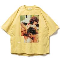 TIGHTBOOTH / TBPR / 3PM S/S T-SHIRT -Blonde- / 半袖Tシャツ