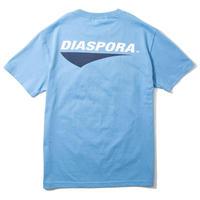 Diaspora skateboards  / Tour Logo Tee-Sax- / 半袖Tシャツ