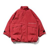TIGHTBOOTH / TBPR / EMPIRE BIG COAT -Red- / ビッグコート