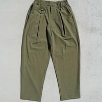 FAKIE STANCE / D-50 S/S Type Khaki / ナイロンパンツ