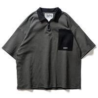 TIGHTBOOTH / TBPR / STRIPE POLO SHIRT -Black- / ポロシャツ