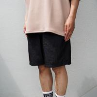 FAKIE STANCE / Soft Nylon Shorts -Black- / ナイロンショーツ
