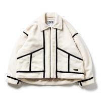 TIGHTBOOTH / TBPR / BOA FLIGHT JKT -White- / ボアフライトジャケット