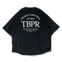 TIGHTBOOTH / TBPR / STRAIGHT UP CIMA S/S -Black- / ストレートアップシーマTシャツ