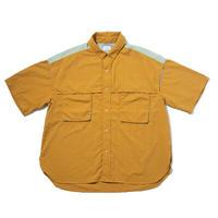 CHAOS FISHING CLUB / TARPON SHIRTS -Brown- / 半袖シャツ