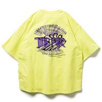 TIGHTBOOTH / TBPR / DUPLICATION S/S T-SHIRT -Lime- / 半袖Tシャツ