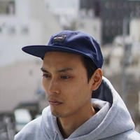 FAKIE STANCE / 6panel Cap -Navy- / キャップ