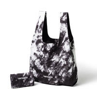 TIGHTBOOTH / COLOR WAVE SHOPPER -Black- / ショッパー
