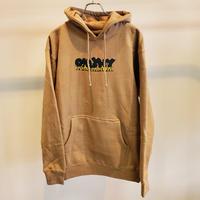 ONLYNY / Elementary Hoodie - Sand - / プルオーバーパーカー