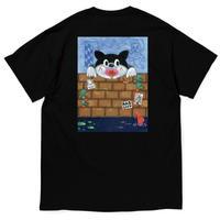 SAYHELLO / Fantasy S/S Tee -Black- / 半袖Tシャツ