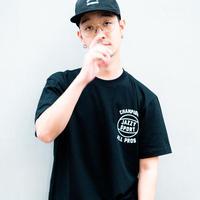 "Jazzy Sport x Diaspora skateboards JS 'SYMBIOSIS"" Tee -Black- / 半袖Tシャツ"