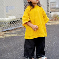 OTOGIBANASHI / まいにちのtee(KIDS)-yellow- / 半袖Tシャツ