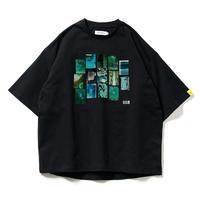 TIGHTBOOTH / TBPR / CHROMOPHOBIA T-SHIRT 03 -Black- / Tシャツ