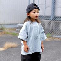 OTOGIBANASHI / まいにちのtee(KIDS)-BLUGRY- / 半袖Tシャツ