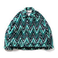 TIGHTBOOTH / TBPR / DIAMOND BOA JKT -Turquoise- / ダイアモンドボアジャケット