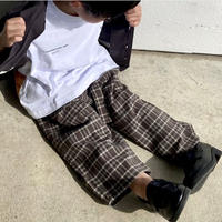 OTOGIBANASHI / ちぇっくさんのpants -check- / チェックパンツ