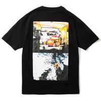 Diaspora skateboards  / Kumming Tee-Black- / 半袖Tシャツ