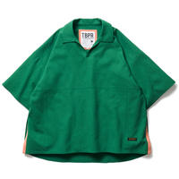 TIGHTBOOTH / TBPR / CANAPA OPEN POLO -Green- / ポロシャツ