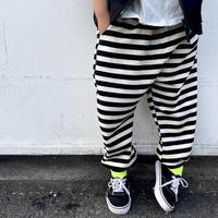 OTOGIBANASHI / よこよこパンツ -white&black- / パンツ