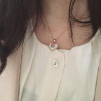 flower♡necklace