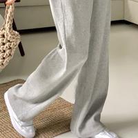 boby knit pants