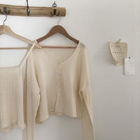 summer knit set