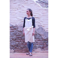 "Slub Cotton ""Common bluebottle"" 2way Apron"
