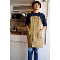 Cottontwill Craftsman Apron/BEG