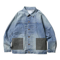 LIBERAIDERS DENIM JACKET