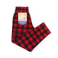 Chef Pants 「Nel Buffalo Check」 Red ver2.0