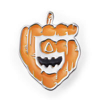Pumpkin G Badge