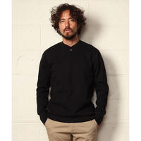 BOMBER HEAT(R)THERMAL HENRY NECK L/SL PULLOVER