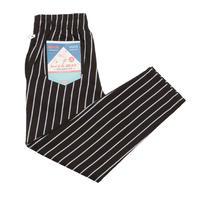Waiter's Pants - Pinstripe Black