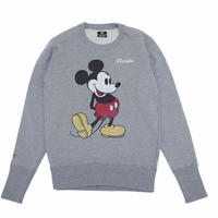 TMT CREW NECK VINTAGE SWEAT SHIRTS(FLORIDA)/MICKEY