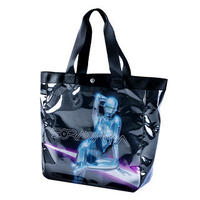 "VINYL TOTE BAG "" SEXY ROBOT 02 "" made by PORTER"